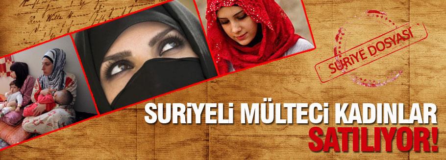Suriyeli mülteci kadınlar evlilik için satılıyor
