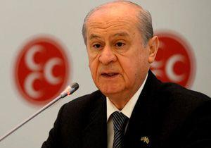 Bahçeli: Türk-İslam gelişimi tutmadı!