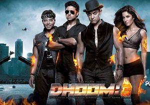 Dhoom 3 Türkiye'de vizyona girecek mi ?