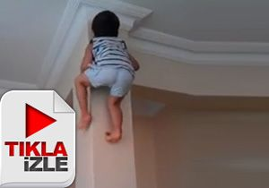Çocuğun görüntüleri internette tıklanma rekorları kırıyor