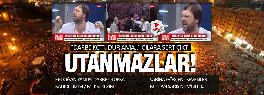 Fatih Tezcan: Kahire, Şam, Mekke-Medine bizim!