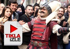 Osmanlı Tokadı'nda Mehter damgası! Video