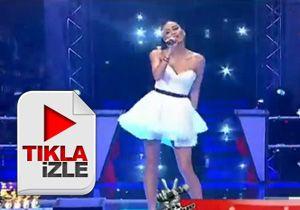 Özge Ulusoy'un O Ses Türkiye performansı