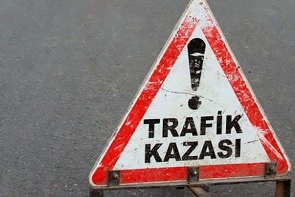 Ergene'de trafik kazası: 12 yaralı