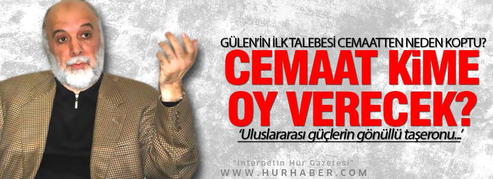 Latif Erdoğan: Gülen dış güçlerin gönüllü taşeronu