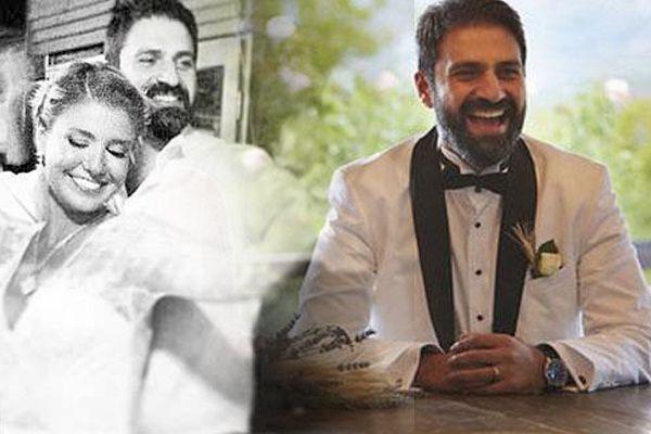 Erken düğünle taçlandı işte ikilinin düğün fotoğrafları