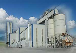 En büyük entegre alçı fabrikası Diyarbakır'da
