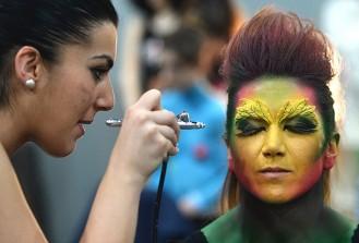 Madrid'te sokak kültürü festivali başladı