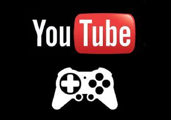 Youtube'a oyun kanalı geliyor