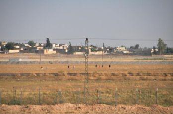 IŞİD Telabyad'a sızmaya çalışıyor