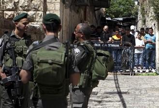 İsrail Batı Şeria'da güvenlik önlemlerini artırdı
