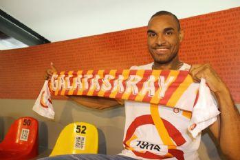 Dünyaca ünlü oyuncu Galatasaray'da