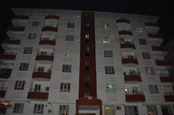 Apartmana silahlı saldırı: 2 yaralı