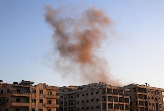Muhaliflerden Halep operasyonu
