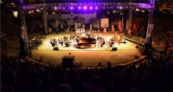 Bodrum Antik Tiyatro'da festival heyecanı