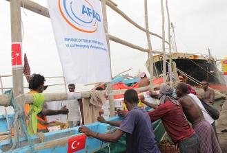 Türkiye'den Cibuti'ye yardım eli
