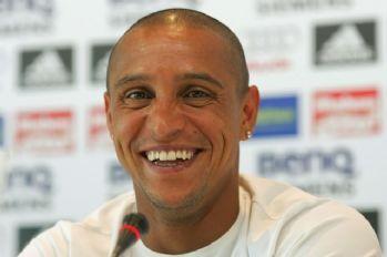 Roberto Carlos yeni takımında