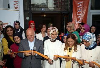 KADEM Erzurum Temsilciliği açıldı