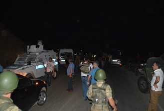 Siirt'te polise silahlı saldırı