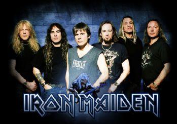 Iron Maiden yeni albümü 'The Book of Souls'u tanıttı