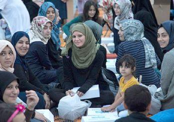 İHH'dan mülteciler gününe özel iftar