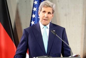 Kerry Suriye'ye yeni özel temsilci atadı