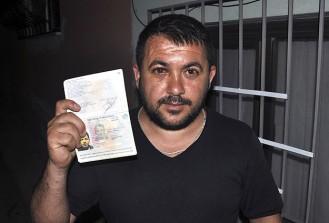 Bursa'da darbedilen kişi gurbetçi çıktı