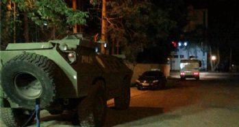 PKK'lılar Bitlis'te taciz ateşi açtı!