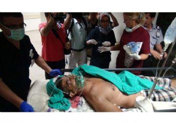 Mersin'deki terör gösterilerinde 1 vatandaş öldürüldü