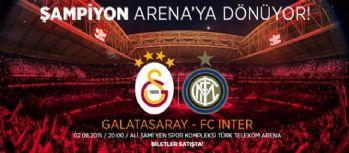 Inter maçı biletleri satışta