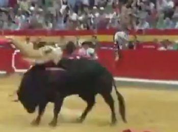 Boğadan matadora unutamayacağı ders