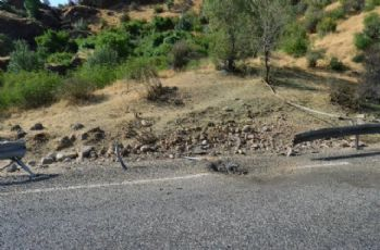 Köy korucularına bombalı saldırı