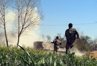 Suriye'deki ilk eğit-donat birliği alıkonuldu