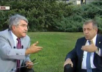 CHP'li Sağlar ve MHP'li Özdağ arasında gerginlik