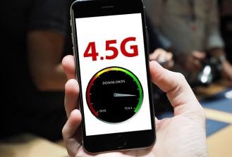 4G yerine 4,5G teknolojisi geliyor