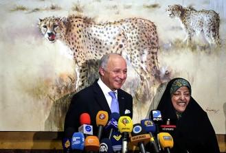 'Fransa İran'ın ekonomik ihtiyaçlarına cevap verebilir'