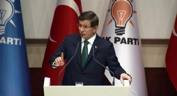 Davutoğlu'ndan Osman Baydemir'e sert eleştiri