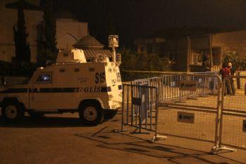 İstanbul'da polis merkezi arkasında patlama!