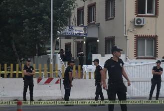 Adana'da polis merkezine hain saldırı