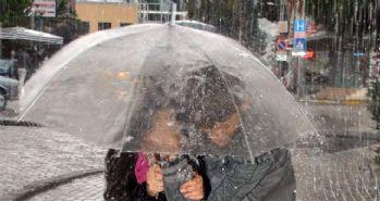 Ankara'da yağış etkili oldu