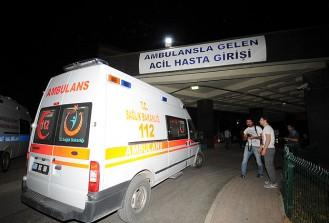 Van'da terör saldırıları