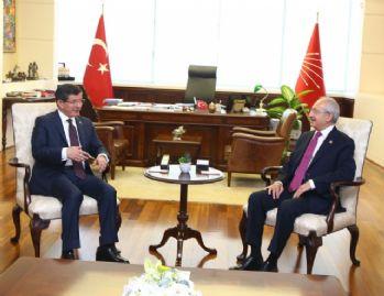 Ak Parti - CHP görüşmelerinin dördüncüsü bugün!