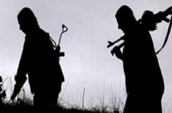 Gümüşhane'de PKK'lı teröristlerle çatışma