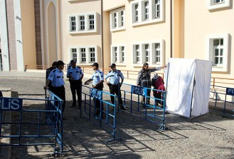 Ermenek'teki duruşmada tanıklar dinleniyor