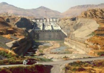 PKK Silvan Barajı şantiyesine saldırdı!