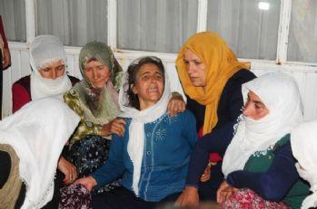Şehidin ailesi Kürtçe ağıtlarla feryat etti