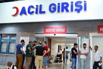 Sanatçı Dursun Ali Erzincanlı Yalova'da kaza yaptı