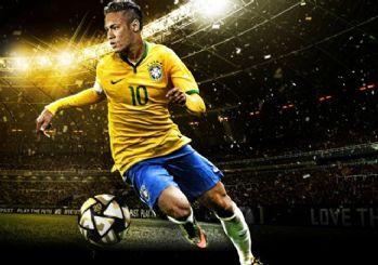 PES serisinin yeni oyunu PES 2016'dan yeni oynanış videosu