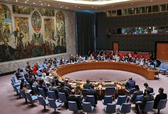 BMGK'ya Suriye için gücünü kullan çağrısı