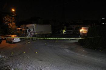 TIR otoparkında silahlar konuştu: 1 yaralı!